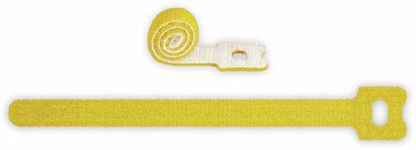 Kabel Management GOOBAY Klettverschluss, 6er-Set, mit Schlaufe - Produktbild 4