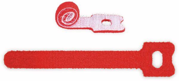 Kabel Management GOOBAY Klettverschluss, 6er-Set, mit Schlaufe - Produktbild 6