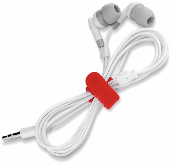 Kabel Management GOOBAY Klettverschluss, 6er-Set, mit Schlaufe - Produktbild 8