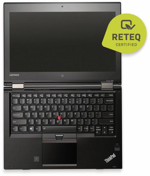 Laptop LENOVO ThinkPad Yoga 260 i5, 8GB RAM, 256GB SSD, Win10P, Refurb. - Produktbild 2