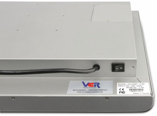 """LCD-TFT Monitor, DMP-172B, 15"""", B-Ware - Produktbild 5"""