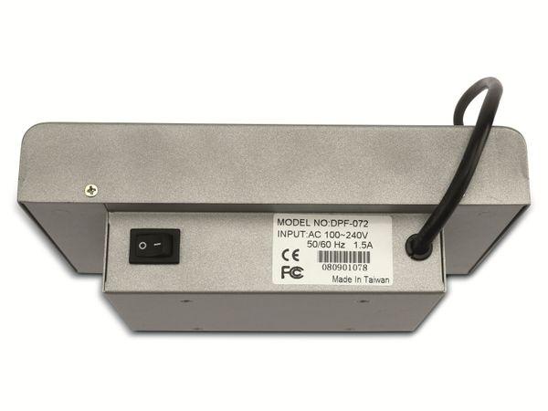 "LCD- TFT Monitor, DPF-072, 6,8"", B-Ware - Produktbild 4"