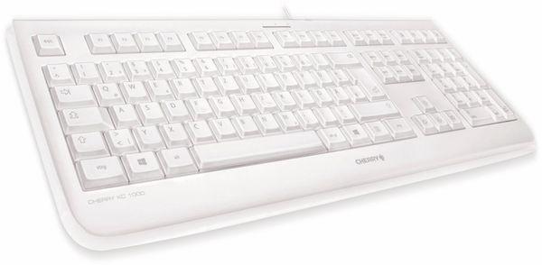 Tastatur CHERRY KC 1068, IP68, grau - Produktbild 2