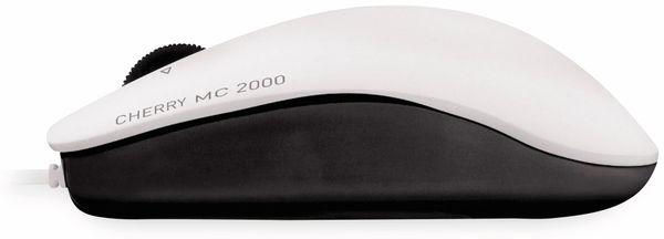 Maus CHERRY MC 2000, grau - Produktbild 3