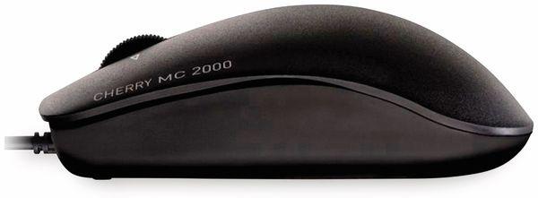 Maus CHERRY MC 2000, schwarz - Produktbild 3