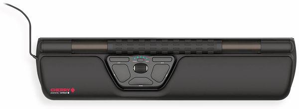 Maus CHERRY Roller, ergonomisch, schwarz