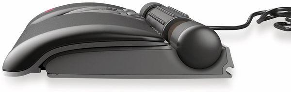 Maus CHERRY Roller, ergonomisch, schwarz - Produktbild 3