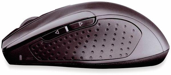 Maus CHERRY MW 3000, schwarz - Produktbild 4
