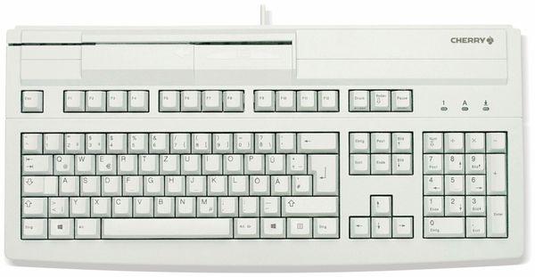 USB-Tastatur CHERRY MX V2 G80-8000 Multiboard, mechanisch, weiß