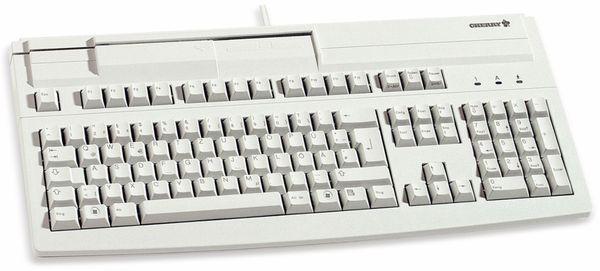 USB-Tastatur CHERRY MX V2 G80-8000 Multiboard, mechanisch, weiß - Produktbild 2