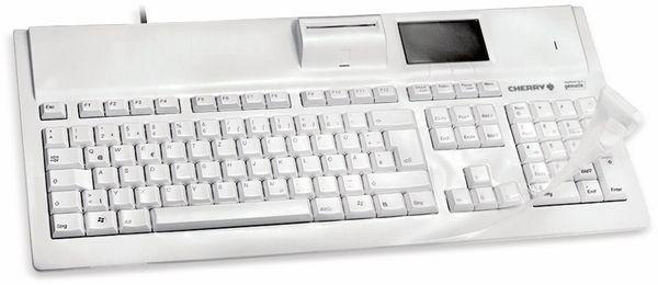 Tastatur-Schutzfolie CHERRY WetEx, für Modell G84-4100 (86 keys) - Produktbild 2