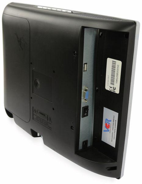 """LCD-TFT Monitor, VCR16KUSB2T, 15"""", B-Ware - Produktbild 5"""