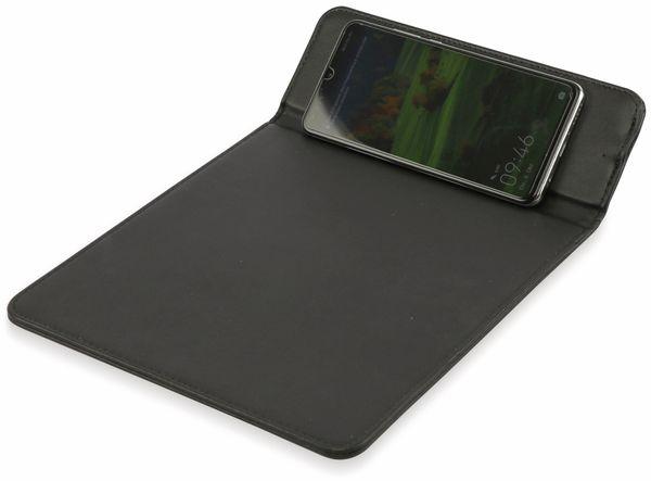 Maus-Pad GRUNDIG 12848, mit kabelloser Ladefunktion, schwarz - Produktbild 2