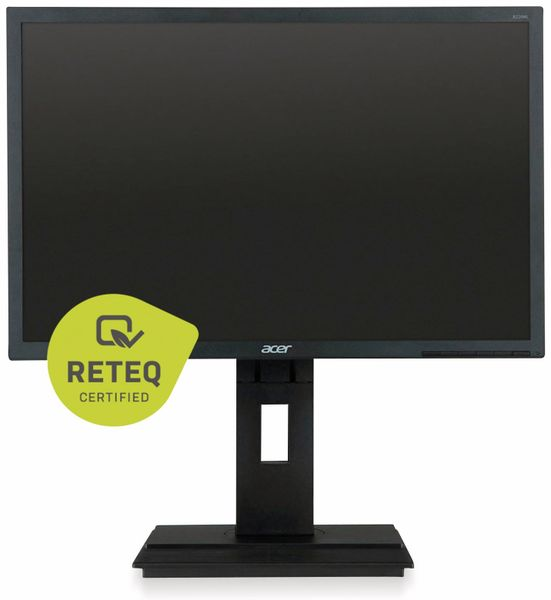"Monitor ACER B226WL, 22"", 1680x1050, VGA, DVI, Refurbished - Produktbild 2"