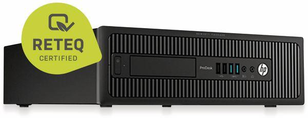 PC HP Prodesk 600 G1 SFF, Intel i3, 8GB RAM, 128GB SSD, Win10P - Produktbild 3