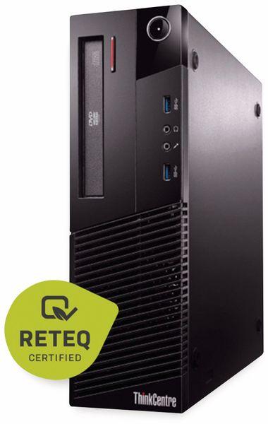 PC LENOVO PC ThinkCentre M93p, i5, 8GB RAM, 128GB SSD, Win10P, Refurb.