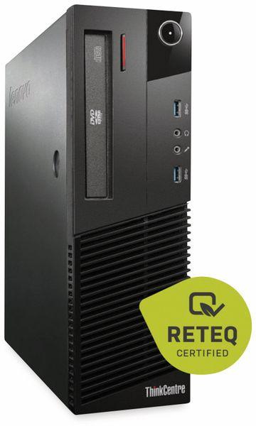 PC LENOVO PC ThinkCentre M93p, i5, 8GB RAM, 128GB SSD, Win10P, Refurb. - Produktbild 2