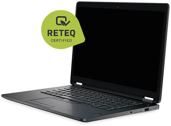 Notebook DELL Latitude E7470, Intel i7, 16GB RAM, 1TB SSD, Win10P, Refurbished - Produktbild 2