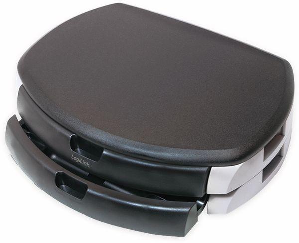 Monitorerhöhung LOGILINK BA0001, 450 mm, Schublade