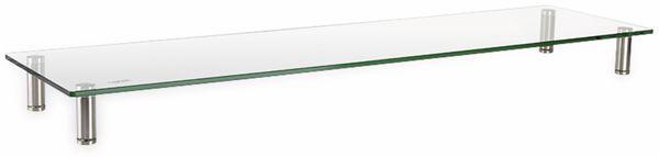 Monitorerhöhung LOGILINK BP0060, Glastop, 1000 mm