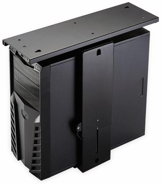 PC-Halterung LOGILINK EO0031, Sliding-Track, Easy-locking - Produktbild 2