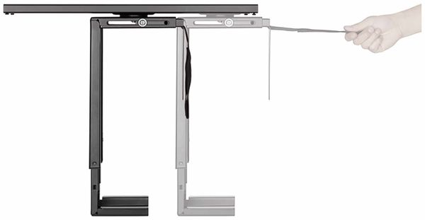 PC-Halterung LOGILINK EO0031, Sliding-Track, Easy-locking - Produktbild 3