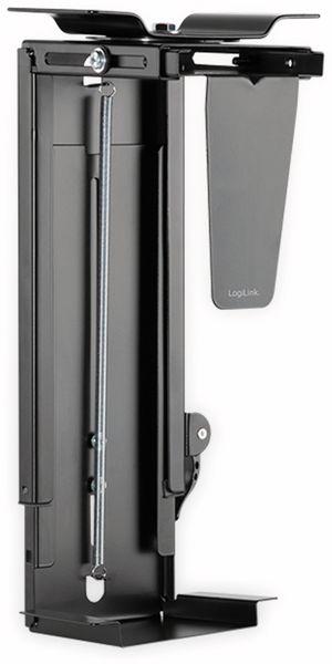 PC-Halterung LOGILINK EO0030, Easy-locking, 360°