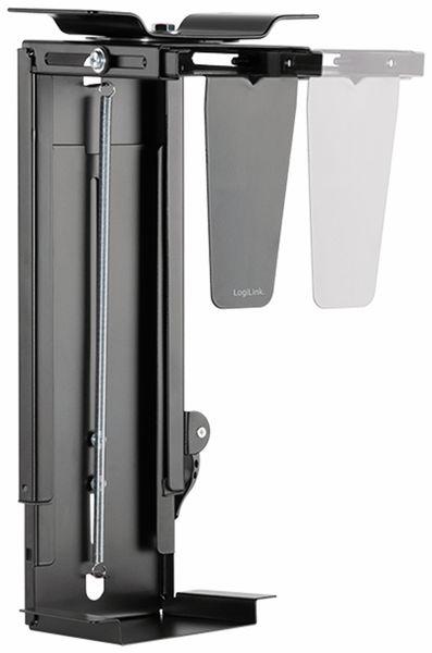 PC-Halterung LOGILINK EO0030, Easy-locking, 360° - Produktbild 2