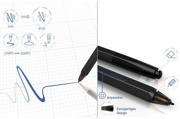 Grafiktablet XP-PEN Deco 02 - Produktbild 3