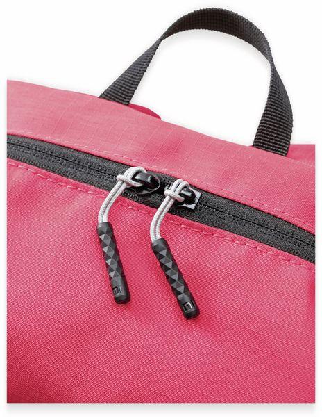 Rucksack XIAOMI Casual Daypack, pink, 340x225x130 mm - Produktbild 5