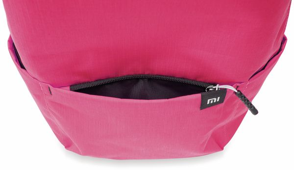 Rucksack XIAOMI Casual Daypack, pink, 340x225x130 mm - Produktbild 7