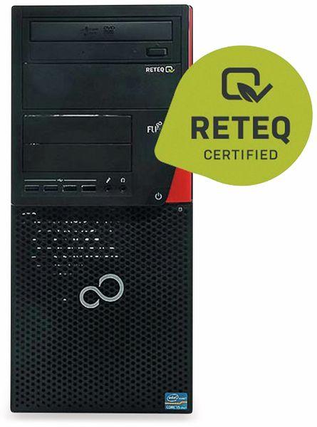 PC FUJITSU Esprimo P910, Intel i5, 4GB RAM, 500 GB HDD, Win10H, Refurbished - Produktbild 3