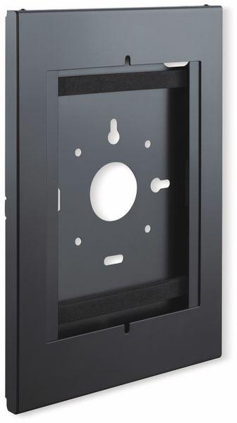 Tablet-Halterung PUREMOUNTS PDS-5900, Abschließbar, Apple/Samsung , schwarz