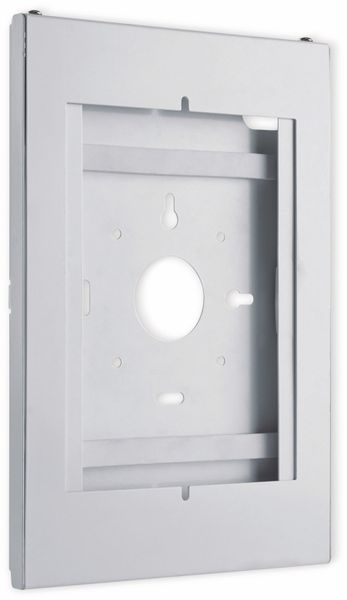 Tablet-Halterung PUREMOUNTS PDS-5901, Abschließbar, Apple/Samsung, weiß