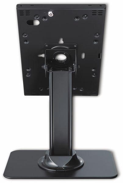 Tablet-Halterung PUREMOUNTS PDS-5910, mit Standfuß, Abschließbar, schwarz - Produktbild 3