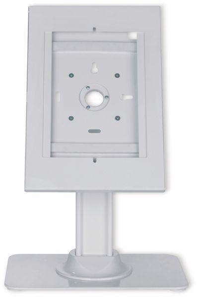 Tablet-Halterung PUREMOUNTS PDS-5911, mit Standfuß, Abschließbar, weiß - Produktbild 3