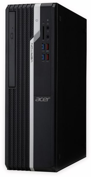 PC ACER Veriton X2665G, Intel i5-9400, 512 GB SSD, Win10P - Produktbild 2