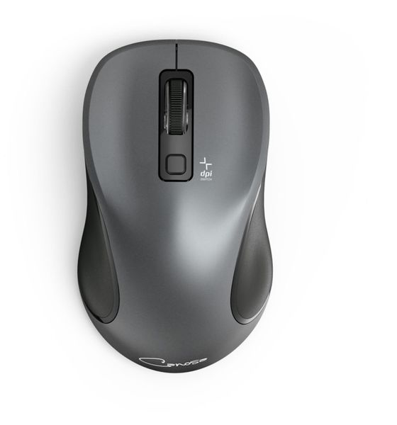 Bluetooth-Maus HAMA Canosa, anthrazit - Produktbild 2