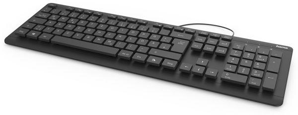 USB-Tastatur HAMA KC-600, wasserfest - Produktbild 2