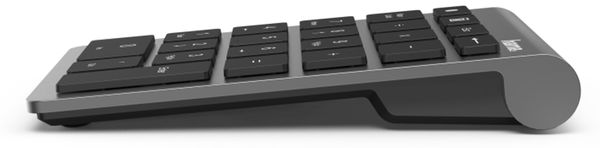 Bluetooth-Keypad HAMA KW-240BT, anthrazit - Produktbild 2