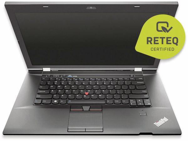 "Notebook LENOVO ThinkPad L530, 15,6"", Intel Pentium, 8 GB, 320GB, Win10H - Produktbild 2"