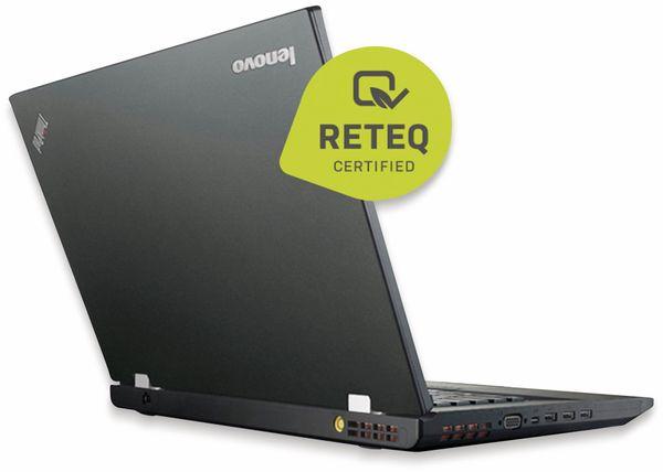 "Notebook LENOVO ThinkPad L530, 15,6"", Intel Pentium, 8 GB, 320GB, Win10H - Produktbild 3"