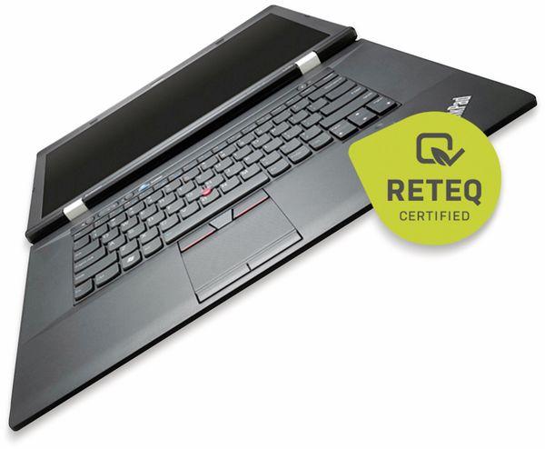 """Notebook LENOVO ThinkPad L530, 15,6"""", Intel Pentium, 8 GB, 320GB, Win10H, Refurbished - Produktbild 4"""