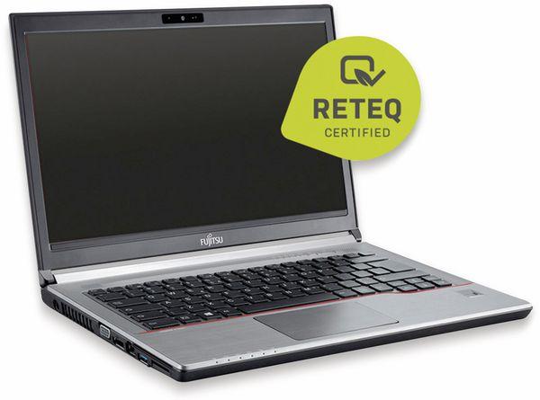 "Notebook Fujitsu Lifebook E734, Intel i5, 13,3"", 8GB RAM, Win10P, Refurbished"