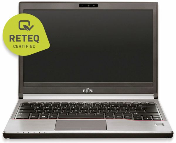 "Notebook Fujitsu Lifebook E734, Intel i5, 13,3"", 8GB RAM, Win10P, Refurbished - Produktbild 2"