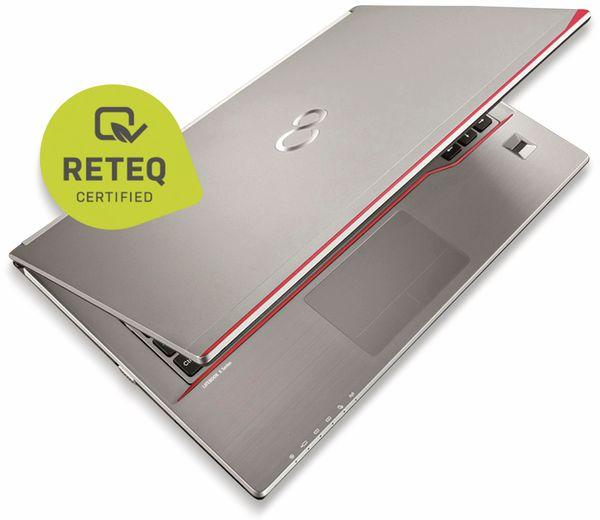 "Notebook Fujitsu Lifebook E734, Intel i5, 13,3"", 8GB RAM, Win10P, Refurbished - Produktbild 4"