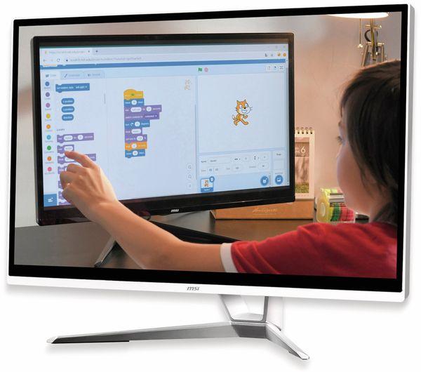 AIO PC MSI Pro 22XT 10M-018DE, Intel i5, 8GB RAM, Touch, Win10Pro - Produktbild 3