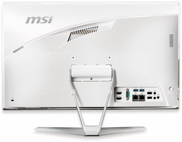 AIO PC MSI Pro 22XT 10M-018DE, Intel i5, 8GB RAM, Touch, Win10Pro - Produktbild 4