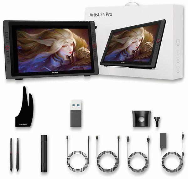 Grafiktablet XP-PEN Artist 24 Pro - Produktbild 5