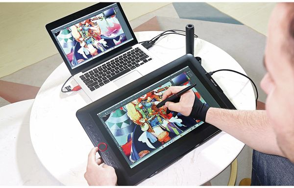 Grafiktablet XP-PEN Artist 15.6 Pro - Produktbild 5